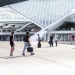 Gabriel Rodriguez - Gare des Guillemins esplanade